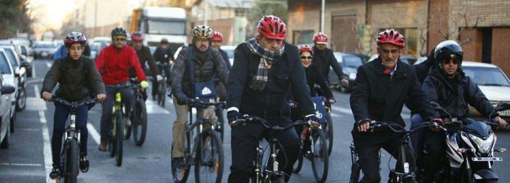 TM Enlisting Startups' Help to Promote e-Bikes