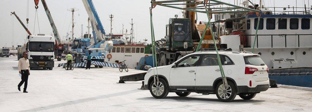 Majlis Report Exposes Corruption in Car Imports