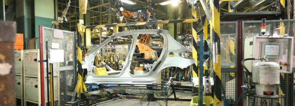 Iran 9-Month Auto Production Report