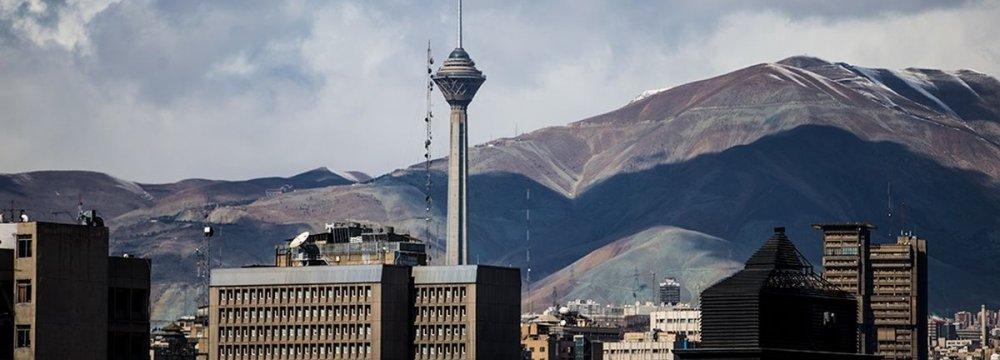 Tehran Smog Recedes in January