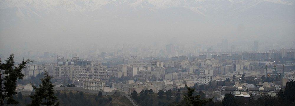 While Smog Suffocates Tehran Bureaucrats Play Blame Games