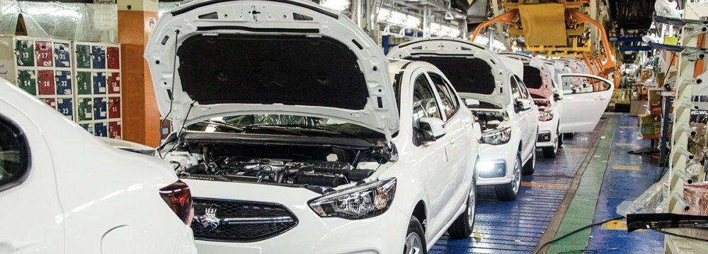 Auto Sector Losses Reach $1.36b