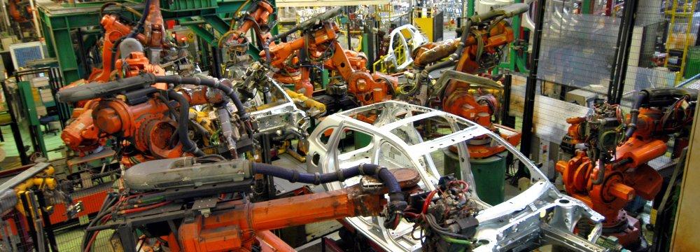 Iran Auto Output Rises 4.3%