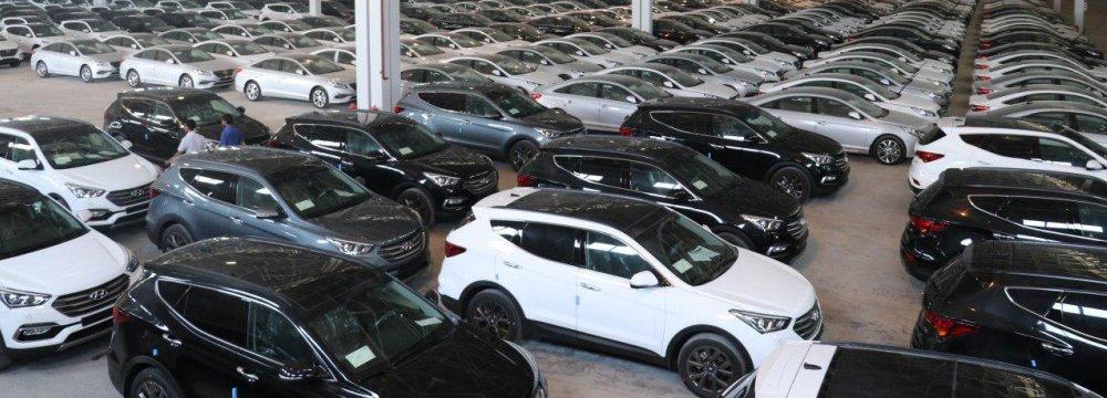 Iranian MP Says Auto Import Ban Temporary