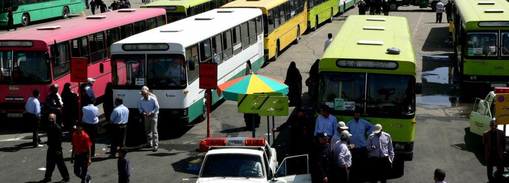 Urban Bus Fleet to Get Facelift