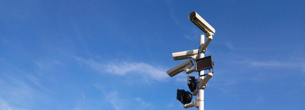 Iran Increasing Surveillance Cameras on Intercity Roads