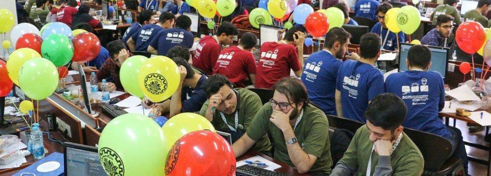 ICPC Tehran: 880 Teams Attend Regional Coding Contest
