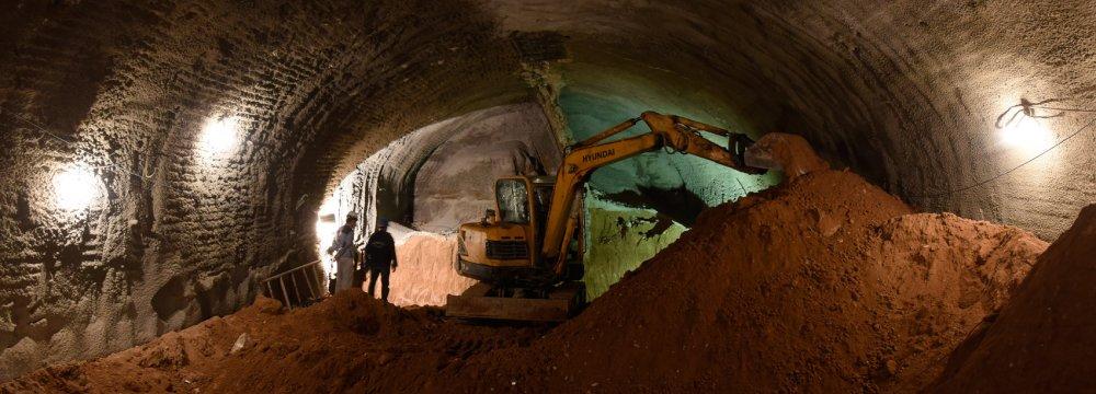 Subway Needs $52m to Reach Southwest Tehran District