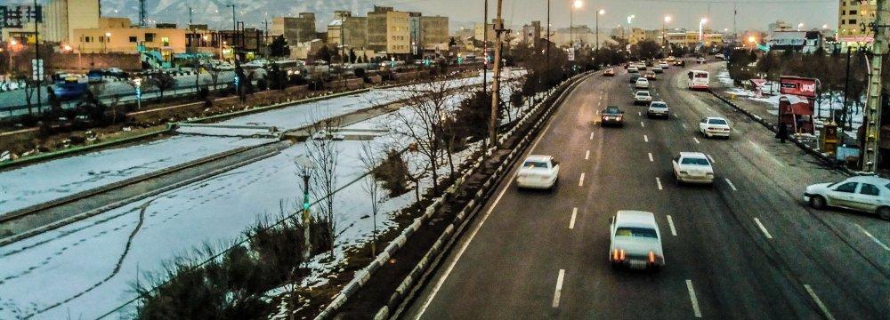 Odd-Even Traffic Scheme Declared Successful in Tabriz