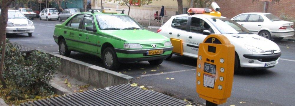Smart Parking Meters for Tehran