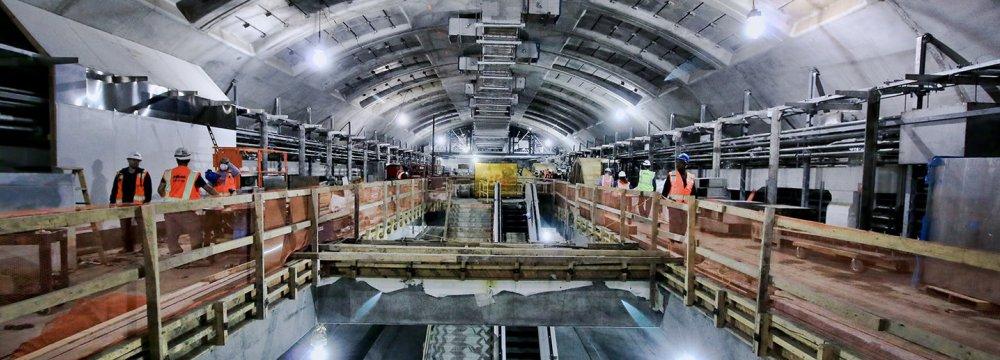 Karaj Subway Closer to Launch