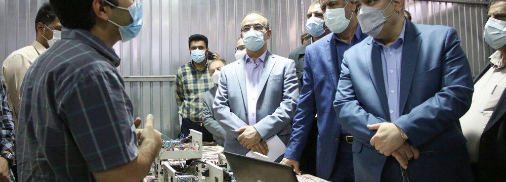 Tech Boost for Chaharmahal-Bakhtiari