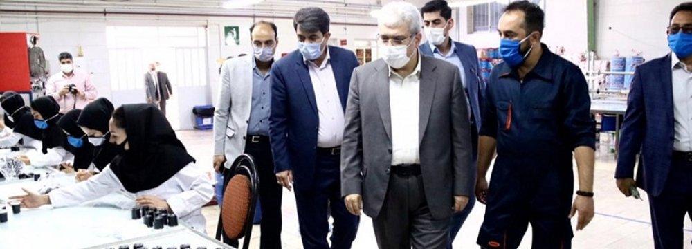 Gov't Projects Revitalize Yazd Technology Ecosystem