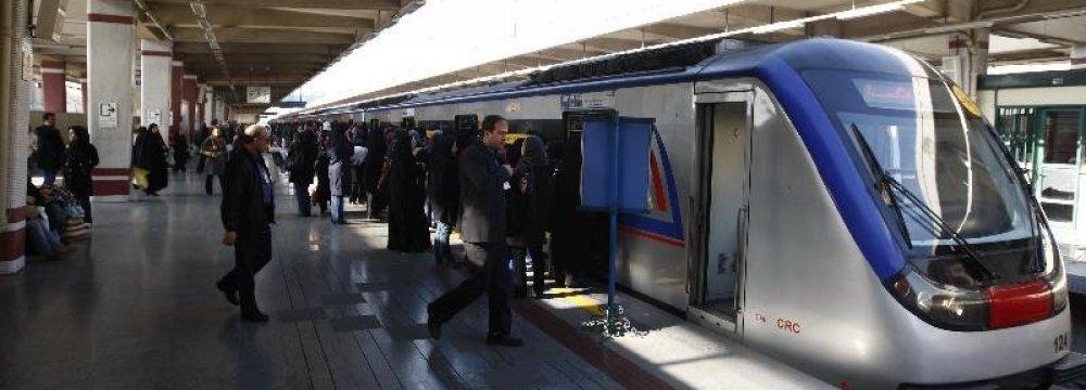 Gov't Offers $78m for Tehran Public Transport Expansion