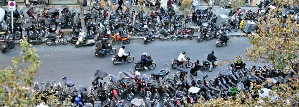 E-Bikes to Help Curb Air Pollution in Iran