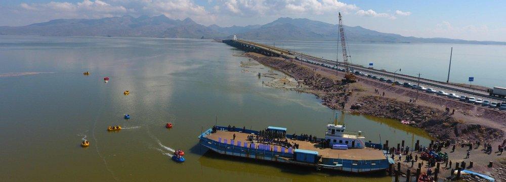 UN-Backed Tech Gathering to Focus on Urmia Lake Restoration