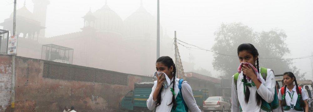 Air Pollution Deadlier Than Smoking or War
