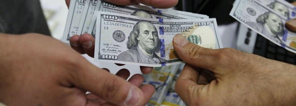 Currency Appreciation Stopped In Tehran Market