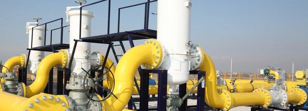 Iran Gas Use, Exports Surveyed