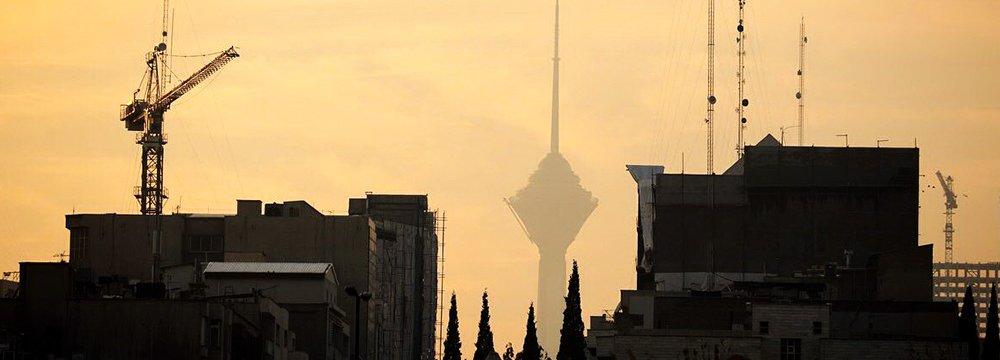 Tehran Air Quality Worsens