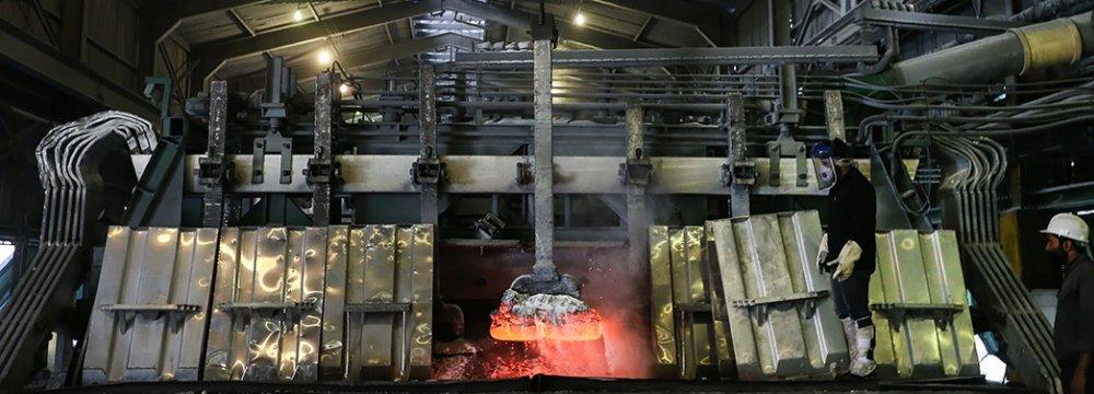 Experts, Officials Dismiss Concerns Over Iran Metals Sanctions