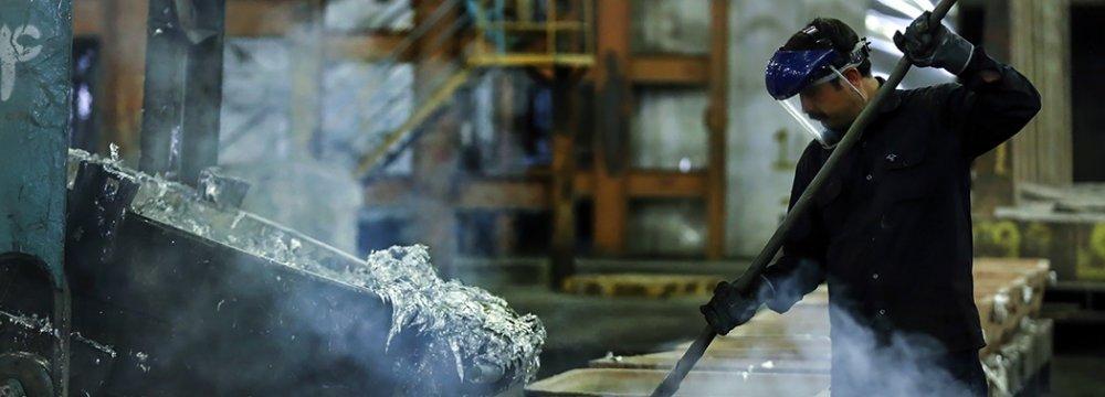 Iran's PMI Dips to 39.2% in December