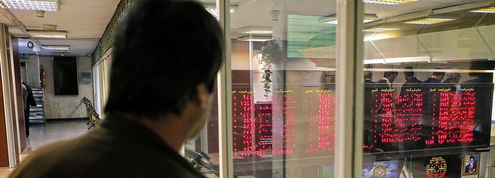 Tehran Stocks Start Week on Strong Note