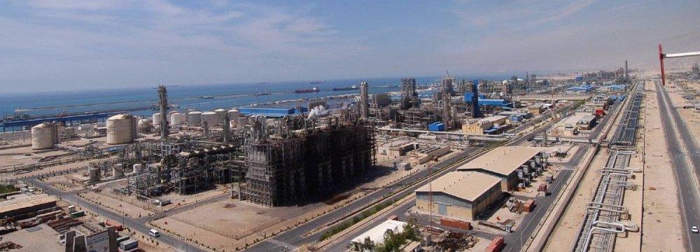 Iran's Petrochemical Sector Expanding Footprint