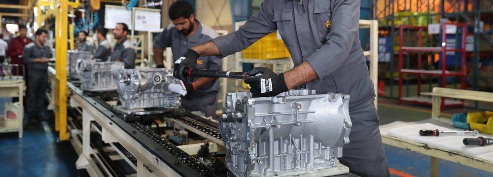 Iranian Parts Makers Lose $791 Million