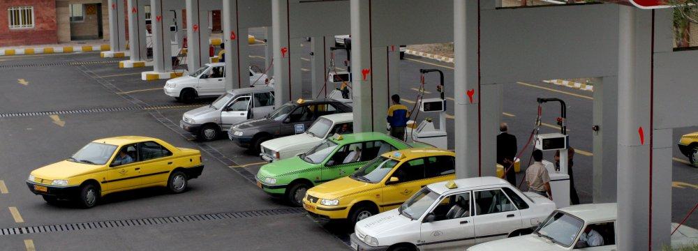 Iran: CNG Consumption Jumps