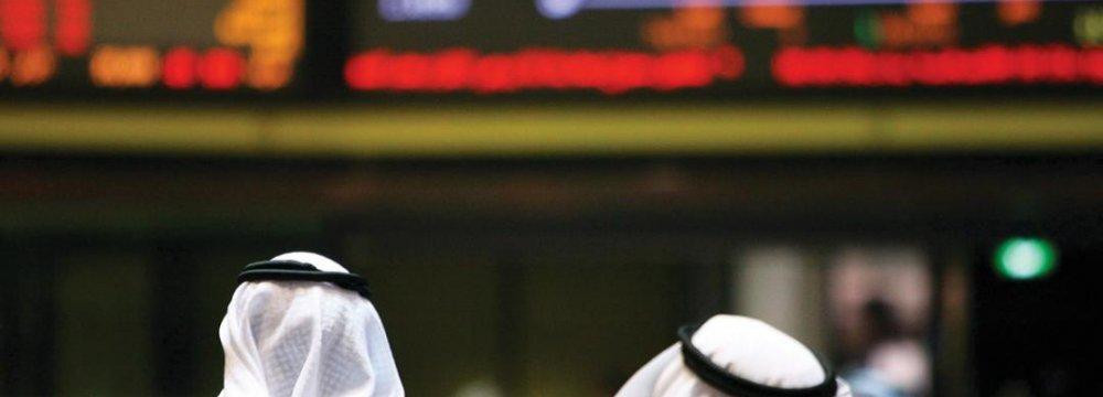 Dubai Stocks Lead  Mideast Gains