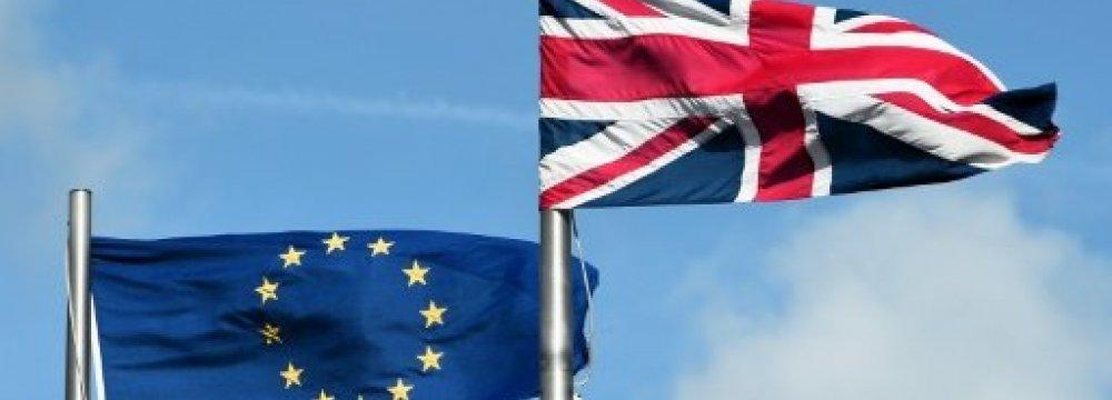 British-EU Deal in Feb.