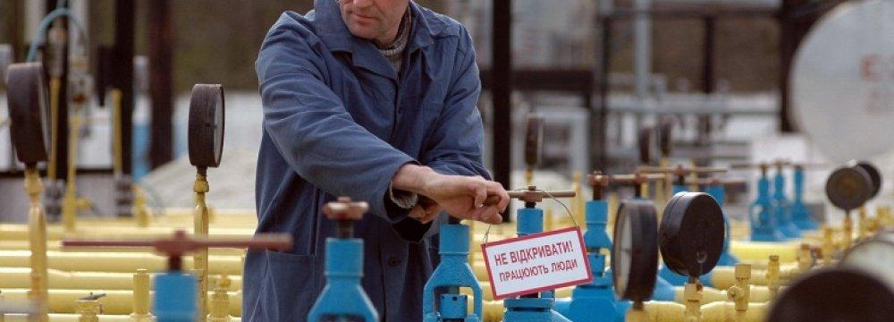 Gas Prices Could Quadruple in Ukraine