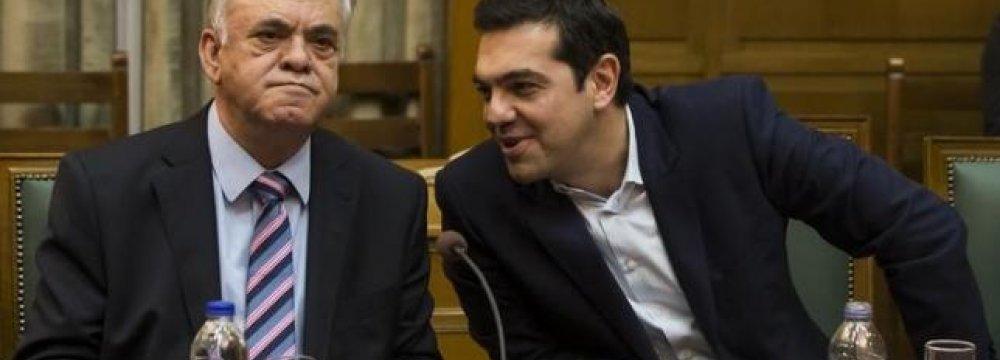 Greece Wants EU-IMF Deal But Impasse Brings Referendum