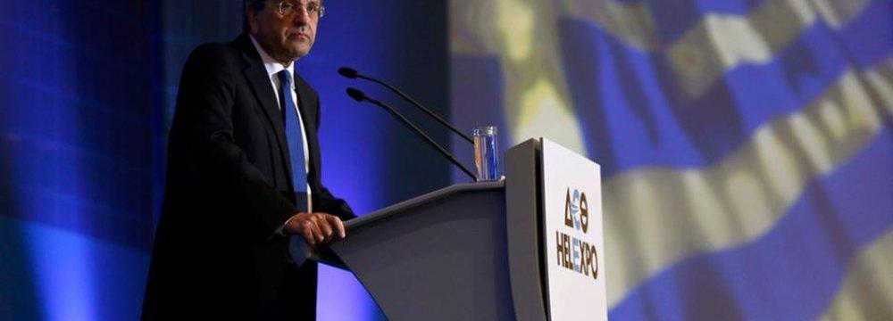 Greek PM Announces Cuts to Crisis-Era Taxes