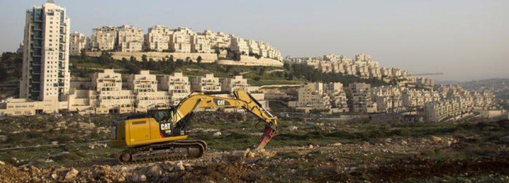 Israel Announces New Settlement Plans