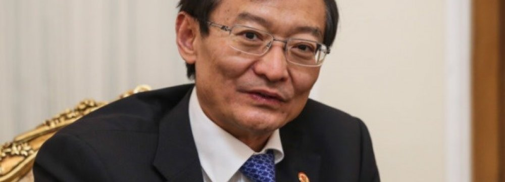 Chinese Deputy FM to Visit
