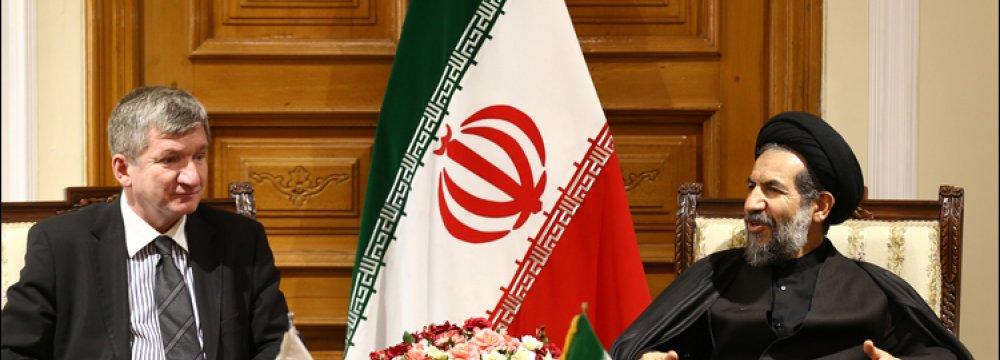 Poland Seeks Enhanced Relations