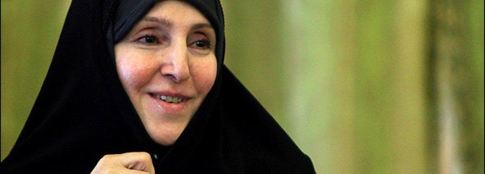 1st Female Ambassador Submits Credentials