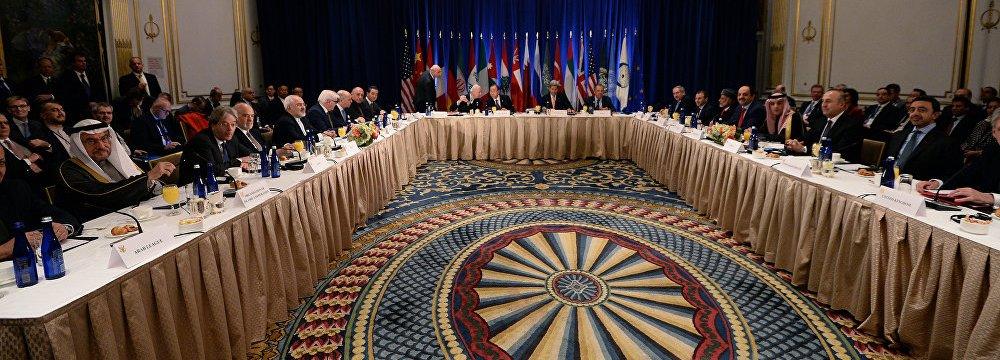 Syria Working Group  to Designate Terrorists