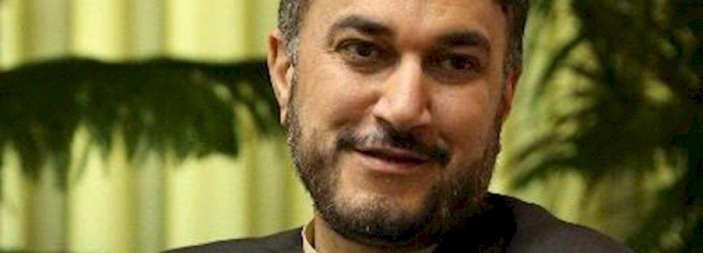 Deputy FM in Beirut