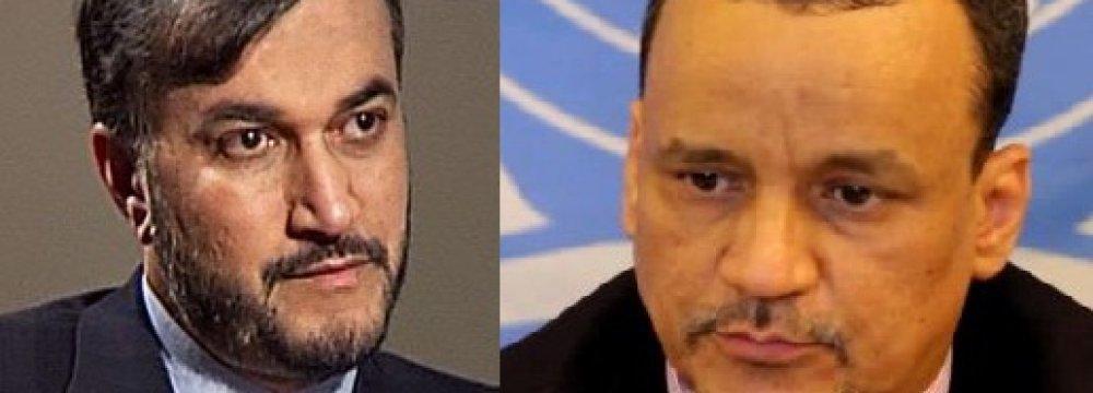 Appeal for UN Action to Stop Massacre in Yemen