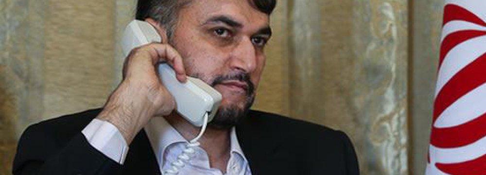 Consultations on Yemen Crisis