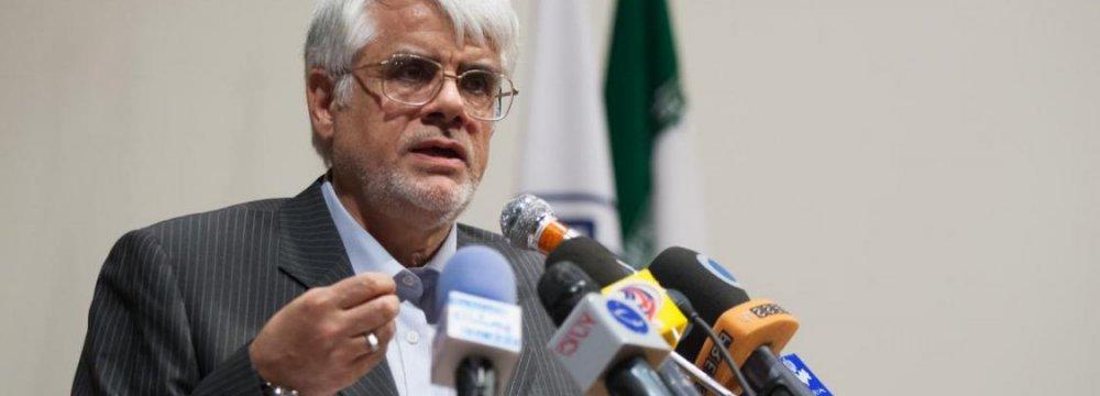 Aref Tops Reformist Electoral List
