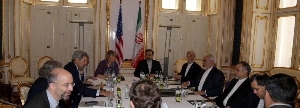 Backing JCPOA