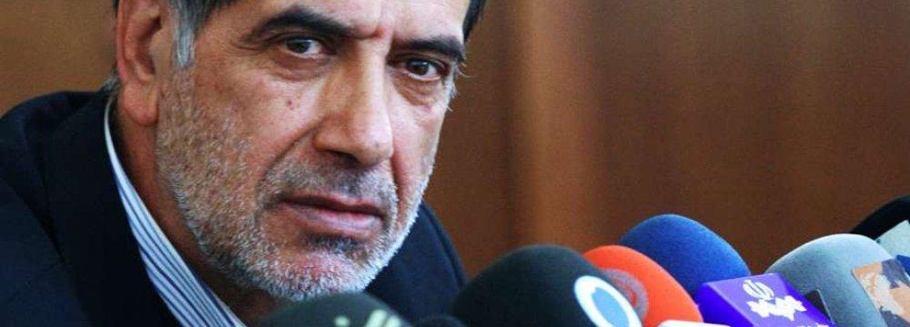 Bahonar Denies  Presidential Ambitions