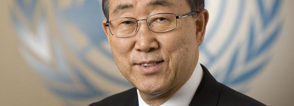 UN Seeks Help on Region