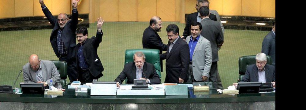 Majlis Approves Nuclear Deal