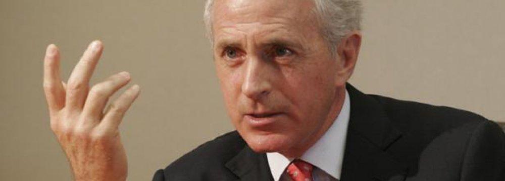 Senator Signals More Sanctions