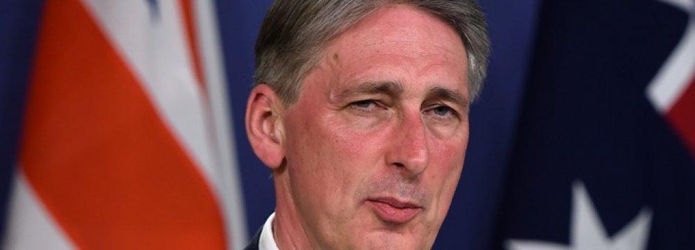 UK Seeks Coop. on IS